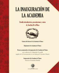 La inauguracion de la Academia