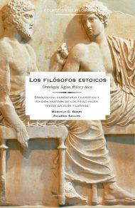 Los filósofos estoicos