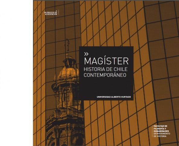 Magíster Historia Chile