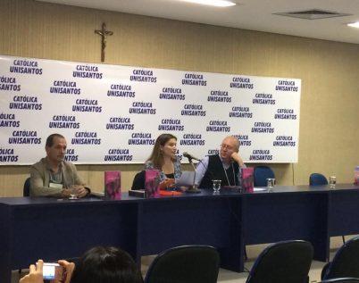 lanzamiento libro JP González - brasil